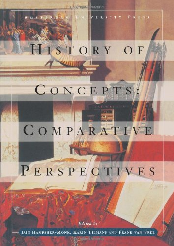 History of Concepts: Comparative Perspectives