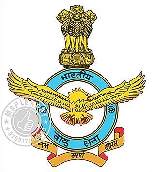 samritika ventures customized indian air force car sticker amazon Classic Car Birthday Sign samritika ventures customized indian air force car sticker amazon in car motorbike
