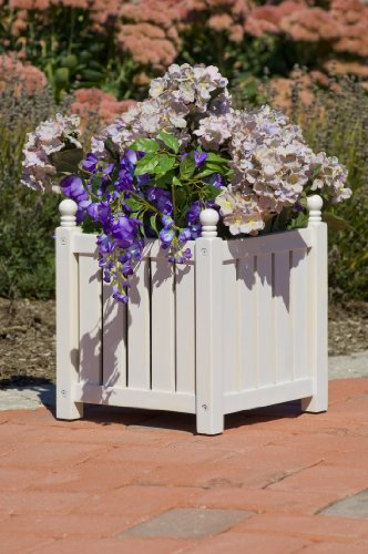 dmc-products-70302-14-inch-lexington-square-solid-wood-planter-white