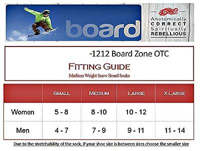 Eurosocks 1212 Board Zone OTC Snowboard Socks - Pair