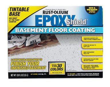 - RUST-OLEUM 225446 Gallon Floor Coating Kit