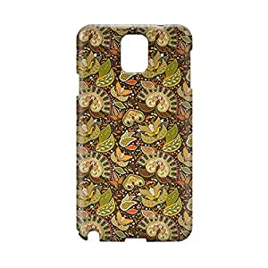 Paisley Samsung Note 3 3D wrap around Case - Design 3