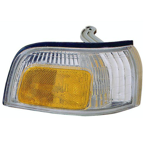 1990-1991 Honda Accord Corner Park Light Turn Signal Marker Lamp Right Passenger Side (91 (91 Signal Turn Auto)