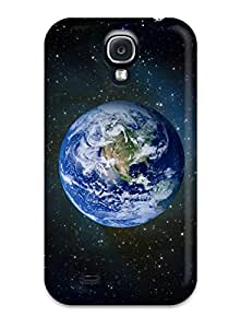 Case Cover Planet Earths Desktop Widescreen / Fashionable Case For Galaxy S4 by icecream design