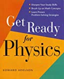 Get Ready for Physics, Rex, Andrew and Wolfson, Richard, 0321737024