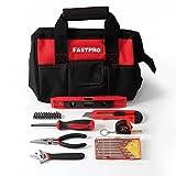 FASTPRO 23-piece Basics Tool Set with Tool Bag