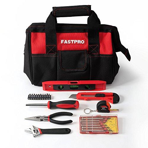 FASTPRO 23-piece Basics Tool Set with Tool Bag by FASTPRO (Image #9)