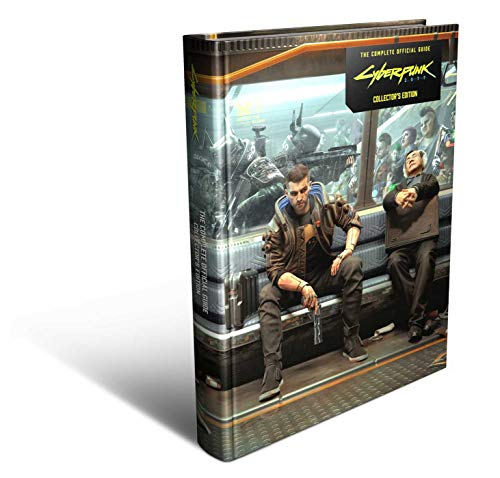 The Complete Official Guide to Cyberpunk 2077 is a premium hardcover Collector's Edition printed on superior quality art paper, and also includes bonus material  This massive book covers everything in the game. With details on every last challenge an...