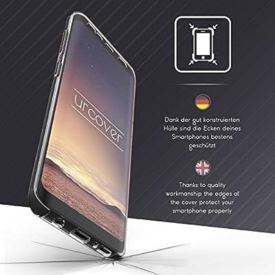 Urcover Funda Galaxy S8, Carcasa Mejorada Samsung Galaxy S8 Cover ...