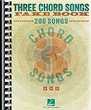Three Chord Songs Fake Book, , 145840482X