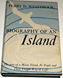 img - for Biography of an island book / textbook / text book