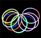 100 piece Glow Necklace Assortment