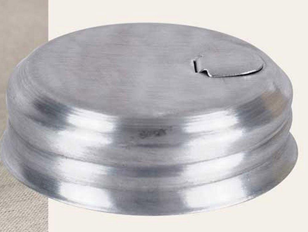 Mason Jar Sugar/Salt/Spice Dispenser Lid Colonial Tin Works 360108