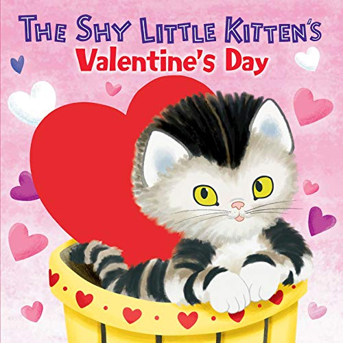 Book Cover: The Shy Little Kitten's Valentine's Day