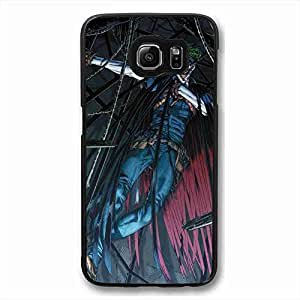 Fashion Custom Iphone 6 Plus 5.5 Inch Cover Case Batman Phone Mobile Hard Plastic Cover Case For Samsung Galaxy S6 Suitable For Women