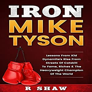 Iron Mike Tyson Audiobook