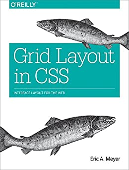 Grid Layout CSS Interface Web ebook