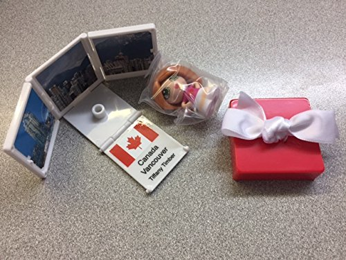 Gift Ems Blind Pack Series 1 Tiffany Timber Vancouver Canada White - Tiffany Canada