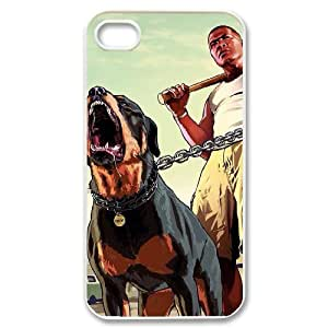 Printed GTA5 Phone Case For iPhone 4,4S NP4K03367