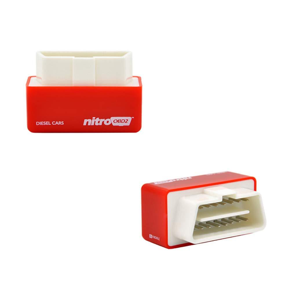 EisEyen NitroOBD2 Full Chip Tuning Box per Diesel Cars Benzina 01*