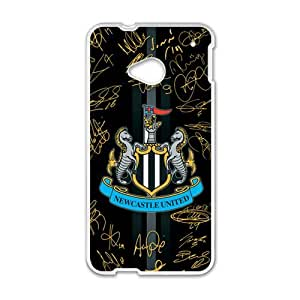 SANLSI Newcastle United F.C Cell Phone Case for HTC One M7