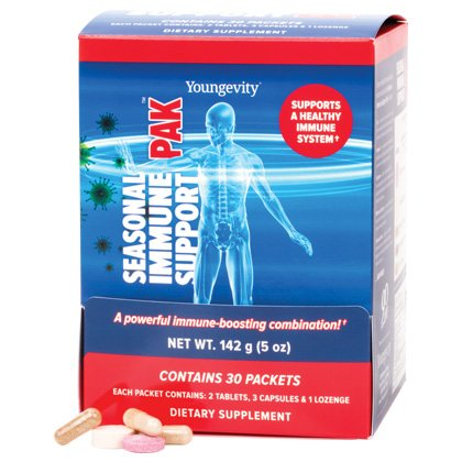 Seasonal Immune Support Pak (30ct) - 4 Pack