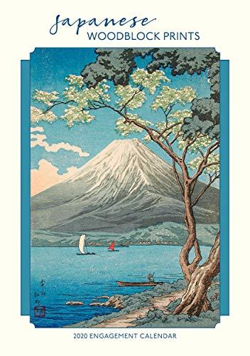 Japanese Woodblock Prints 2020 Engagement Calendar