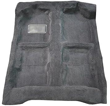 2000 to 2006 Nissan Sentra Carpet Custom Molded Replacement Kit, 2 or 4 Door (801-Black Plush Cut Pile) ACC