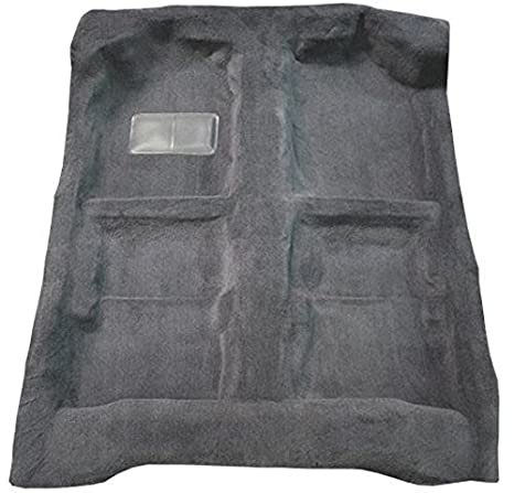 2 or 4 Door ACC Carpet Kit Compatible with 2000 to 2006 Nissan Sentra 801-Black Plush Cut Pile