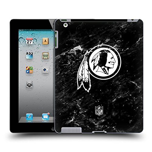 - Official NFL Marble 2017/18 Washington Redskins Hard Back Case for iPad 2 (2011)