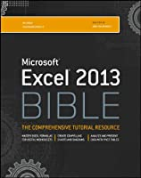Excel 2013 Bible Front Cover