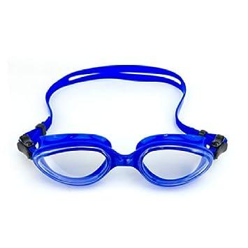 Óculos de Natação Mormaii Varuna Cor azul lente transparente  Amazon ... 6479d93d94