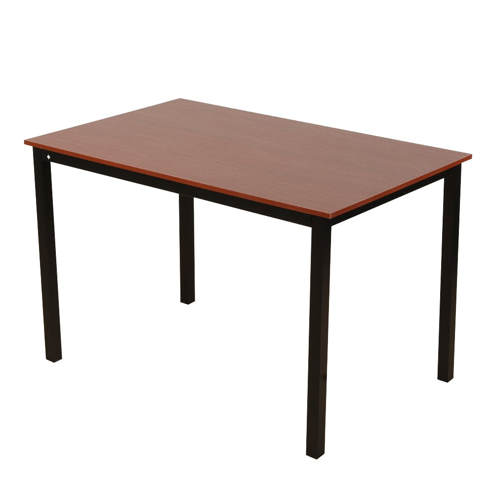 Zipperl Simplistic Iron Frame Dining Table