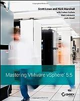 Mastering VMware vSphere 5.5 Front Cover