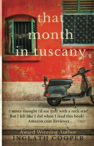 That Month in Tuscany (Christmas Francis Benedict)