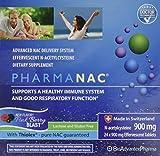 PharmaNAC 900mg Pink Berry Blast (24 effervescent tablets) BioAdvantex Pharma Highest Quality NAC Best N-acetylcysteine