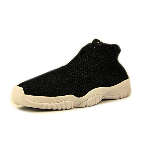 64ea3f88087 Jordan Nike Mens Air Future Oreo Basketball Shoes Black White 656503-021  Size 11.5  Amazon.ca  Shoes   Handbags