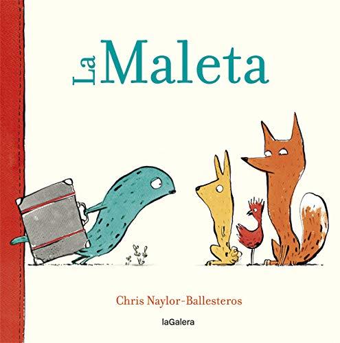 La maleta. Libros para niños, regalos de Reyes