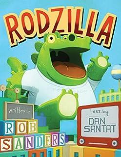 Book Cover: Rodzilla