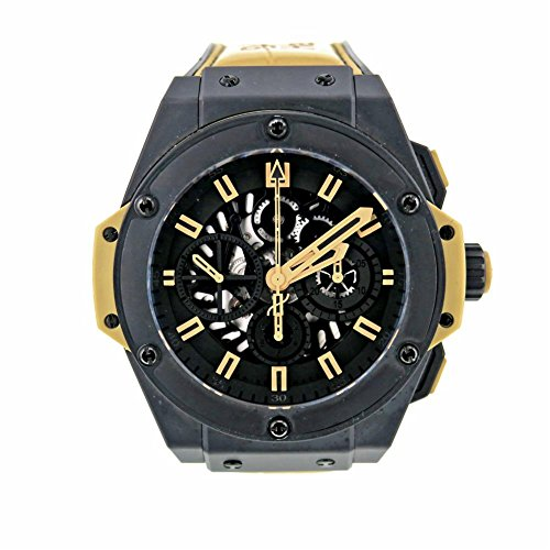 Hublot Bal Harbor swiss-automatic mens Watch 710.CI.1190.GR.BHM10 (Certified Pre-owned)