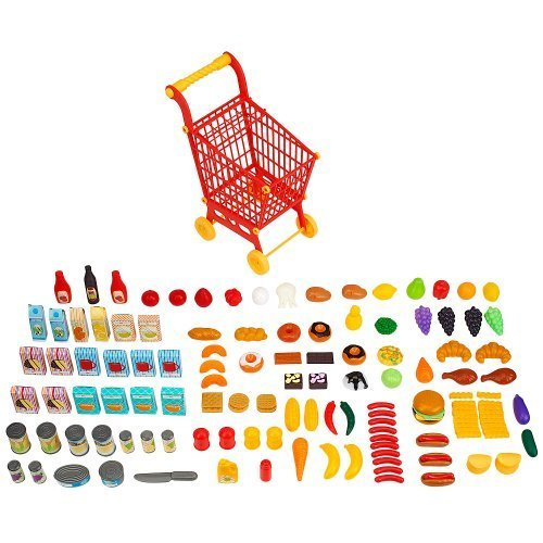 Just Like Home Mega Grocery Playset