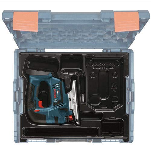Bare Cordless Jigsaw (JSH180BN Bare-Tool 18-Volt Lithium-Ion Cordless Jig Saw and Exact-Fit Tool Insert Tray)