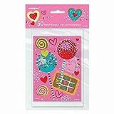 Sweet Valentine Loot Bags, 50ct