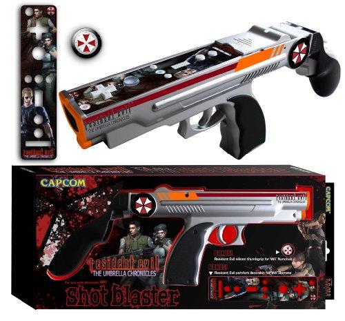 (Wii Resident Evil Blaster )