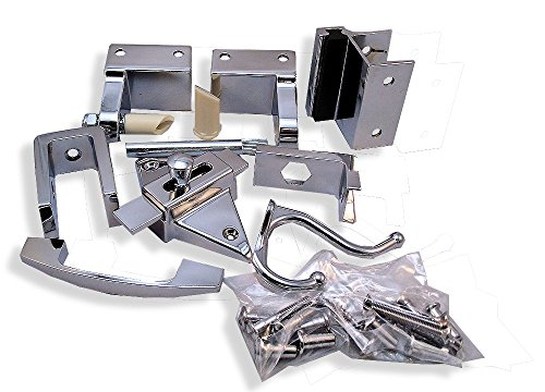 Outswing Door Hardware Repair Pak - for 7/8'' Restroom Partition Door & 1-1/4'' Pilaster by Youngs Catalog (Image #8)