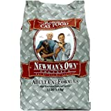 Newman's Own® Organics Adult Cat Chicken & Rice Dry Formula, 48-Ounce Bags (Pack of 2)