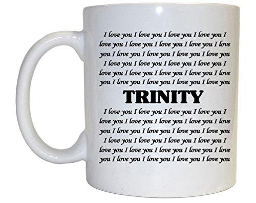 Trinity Mug - I Love You Trinity Mug