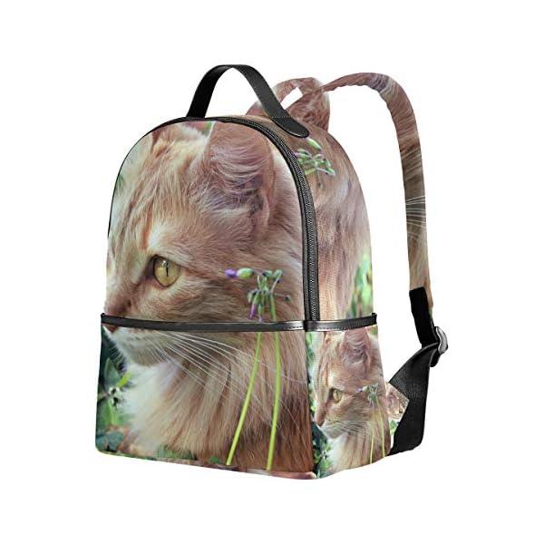 Gatto Animale Zaino per Donne Ragazze Borsa Moda Borsa Bookbag Bambini Viaggio College Casual Zaino Ragazzo Prescolare… 2 spesavip