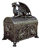 Celtic Dragon Chest Statue SHIPS IMMEDIATLY !!
