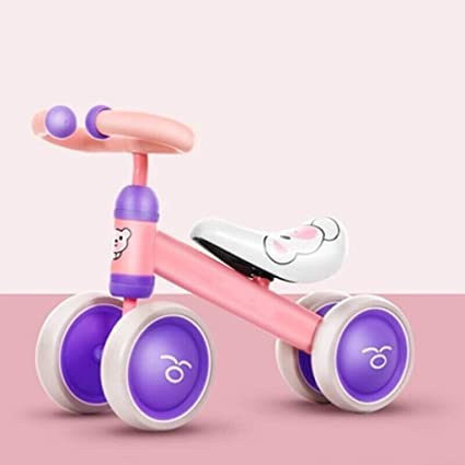 SSRS Bicicleta Infantil for niños. Equilibrio de Cuatro Ruedas for ...